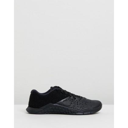 Metcon 4 XD Patch - Women's Black by Nike