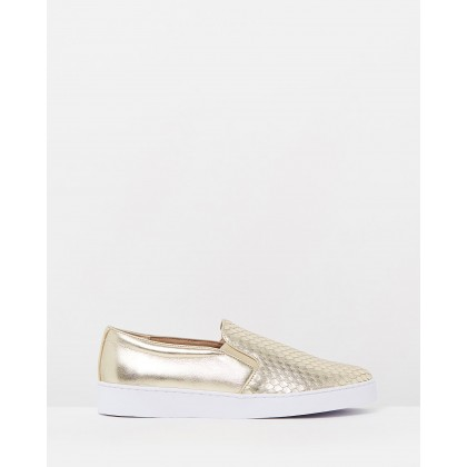 Midi Slip-on Sneakers Champagne by Vionic