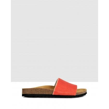 Mietta Slides Naranja by Sempre Di