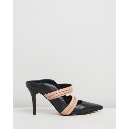 Milly Black Multi Leather by Nine West