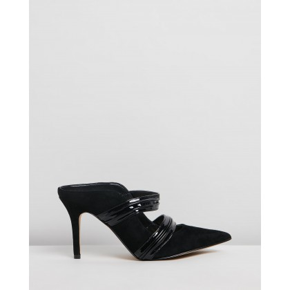Milly Black Multi Suede by Nine West