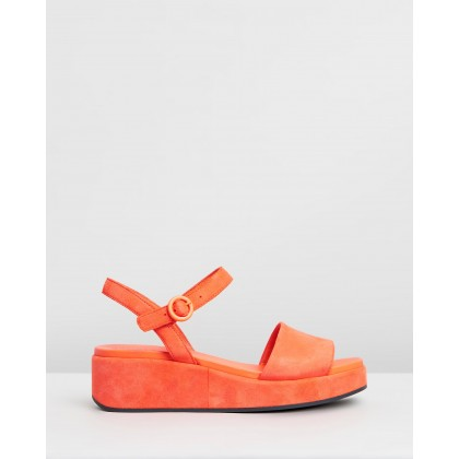 Misia Medium Orange by Camper