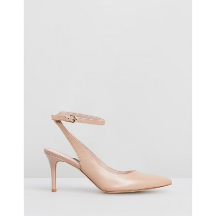 Missthing Barely Nude Leather by Nine West