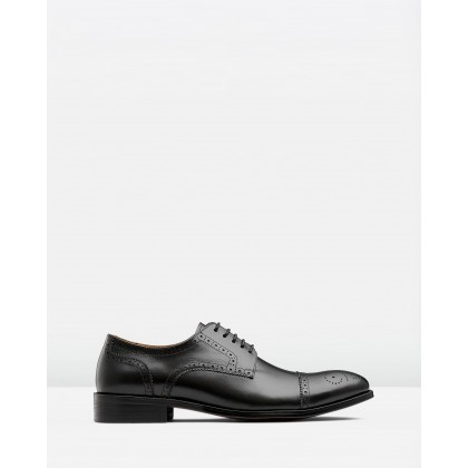 Modena Lace Ups Black by Aq By Aquila