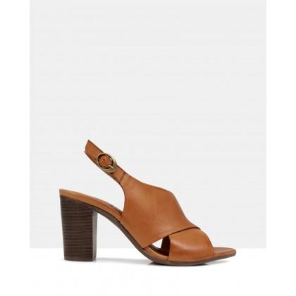 Moder Heels Tan by S By Sempre Di