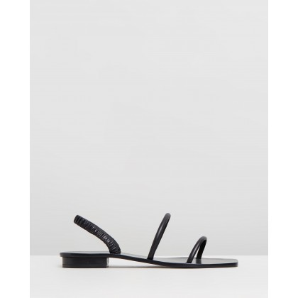 Mona Sandals Black by Cult Gaia