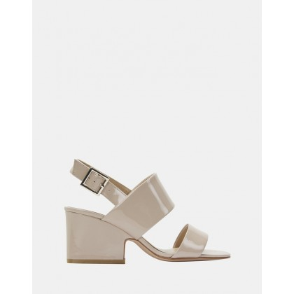 Montego NUDE PATENT by Jane Debster