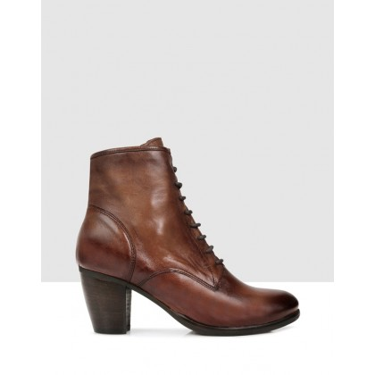 Namiya Ankle Boots CUOIO by S By Sempre Di
