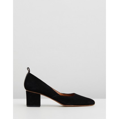 Nava Black Suede by Atp Atelier