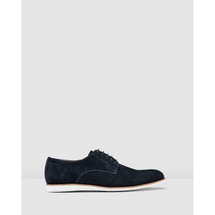 Neal Lace Ups Navy by Aq By Aquila