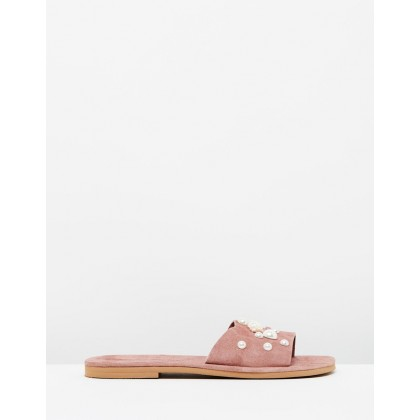 Nemesis Sandals Blush by Ammos