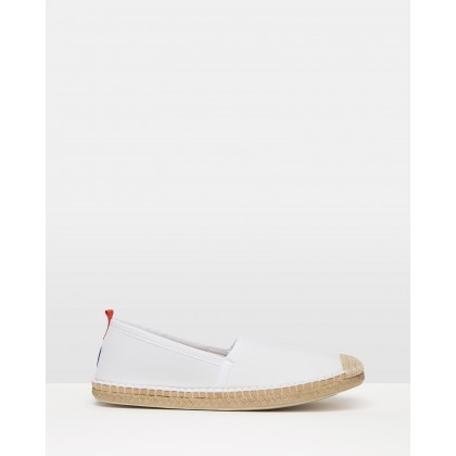 Neoprene Beachcomber Espadrilles White by Sea Star Beachwear