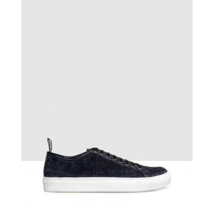 Nesphil Sneakers Blue by Brando