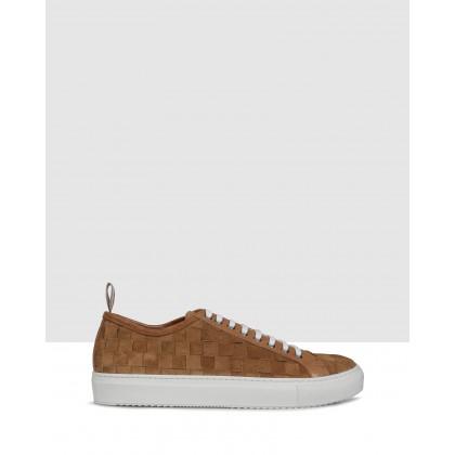 Nesphil Sneakers Cola-Olmo by Brando