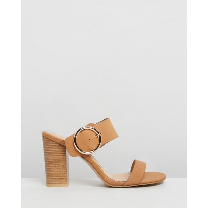 Netti Tan Nubuck by Billini