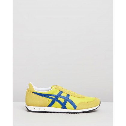 New York - Unisex Tai Chi Yellow & Imperial by Onitsuka Tiger