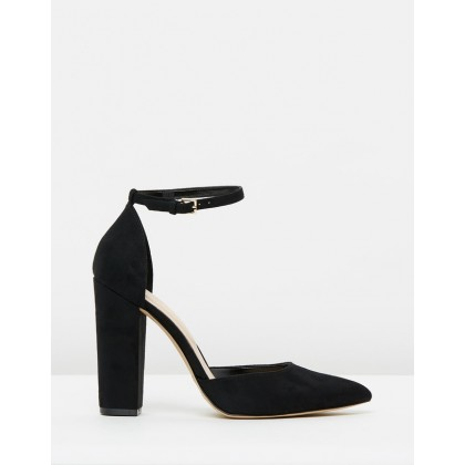 Nicholes Black by Aldo