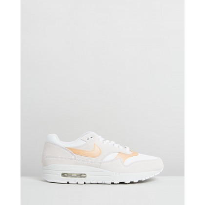 Nike Air Max 1 SE - Women's Summit White, Copper Moon & Summit White by Nike