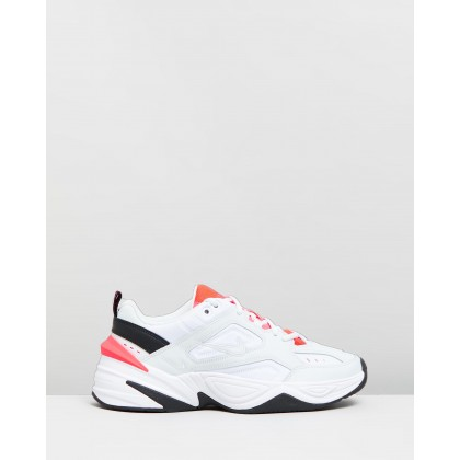 Nike M2K Tekno - Women's Ghost Aqua, Flash & Crimson by Nike