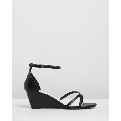 Niles Wedges Black Smooth by Spurr