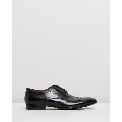 Nilidien Black Leather by Aldo