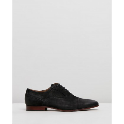 Nisien Black Nubuck by Aldo