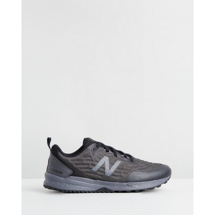Nitrel - Men's Black & Grey by New Balance