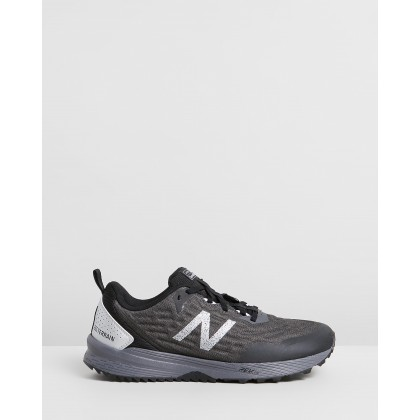 Nitrel - Women's Black & Grey by New Balance