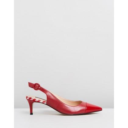 Norma Red by Nina Armando