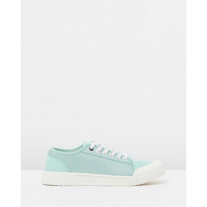Nylon Chopper Low Aqua by Good News