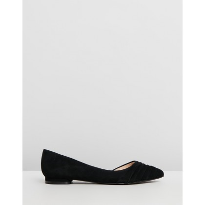 Odelina Black Suede by Nine West