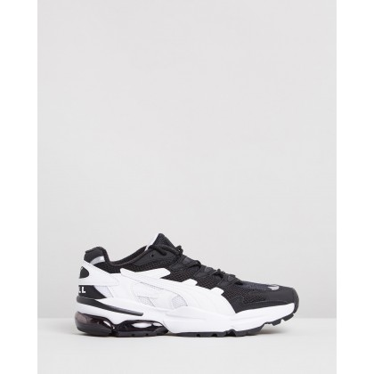 OG Cell Alien - Unisex Puma Black & Puma White by Puma