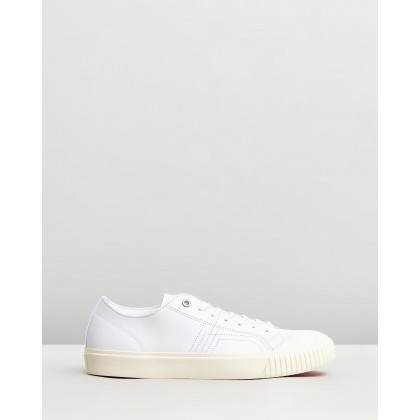 OK Basketball Lo - Unisex White by Onitsuka Tiger