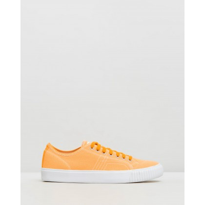 OK Basketball Lo - Unisex Citrus by Onitsuka Tiger