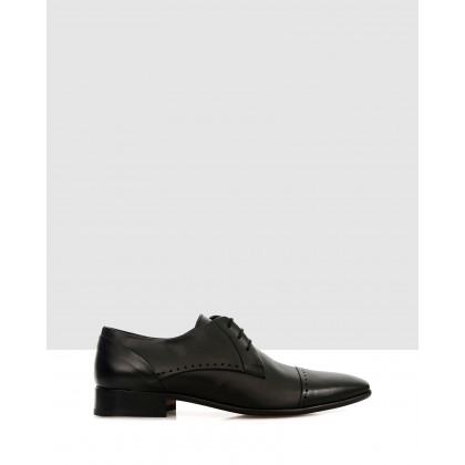 Oleg Lace Up Nero by Brando