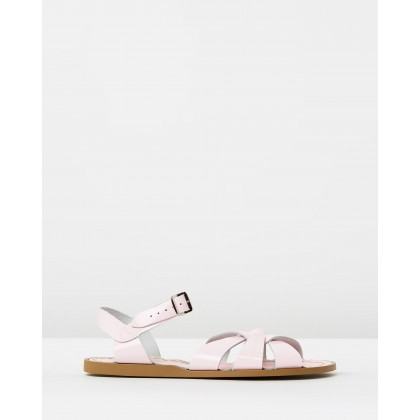 Original SWS Shiny Pink by Saltwater Sandals