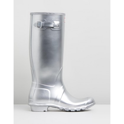Original Tall Boots - Women's Silver by Hunter