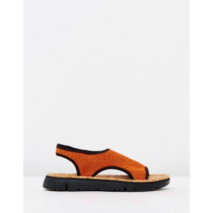 Oruga Orange by Camper