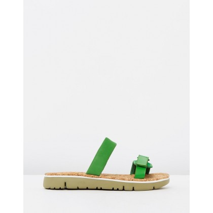 Oruga Green by Camper