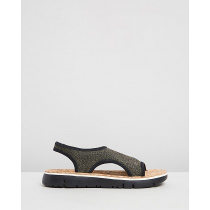 Oruga Sandals Multi - Assorted by Camper