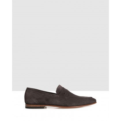 Pandev Slip Ons Grey by Brando