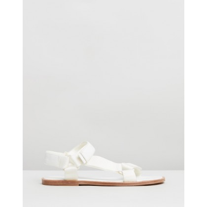 Parks Sandals White by Vince