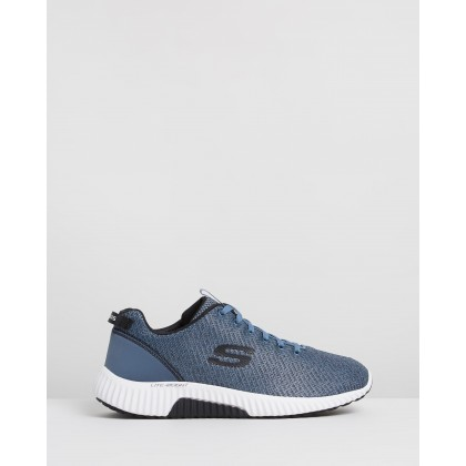 Paxmen - Wildespell - Men's Slate by Skechers