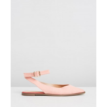 Pepper Pumps Pink by Dorothy Perkins