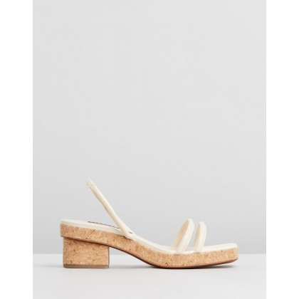 Perfect Sandals Cream by Alexachung