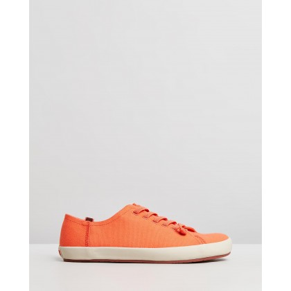 Peu Rambla Vulcanizado Medium Orange by Camper