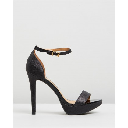 Phoebe Heels Black by Vizzano