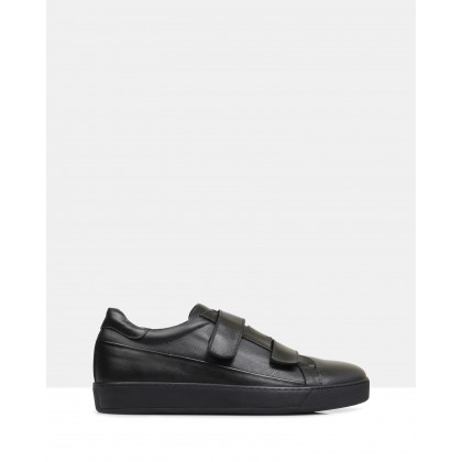Pierce Sneakers Black by Brando