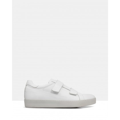 Pierce Sneakers White by Brando