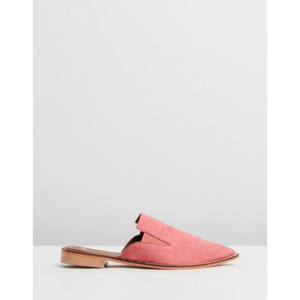 Pixie Loafers Faded Pink by Oneteaspoon